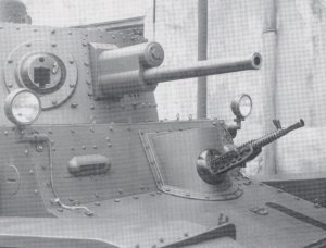 LT vz. 34/40 TNH  (Vista 6)