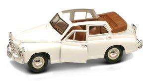 Gaz M20 Pobeda Cabrio 1951 Creme  (Vista 1)