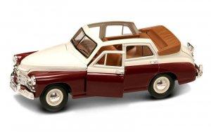 Gaz M20 Pobeda Cabrio 1951  (Vista 1)