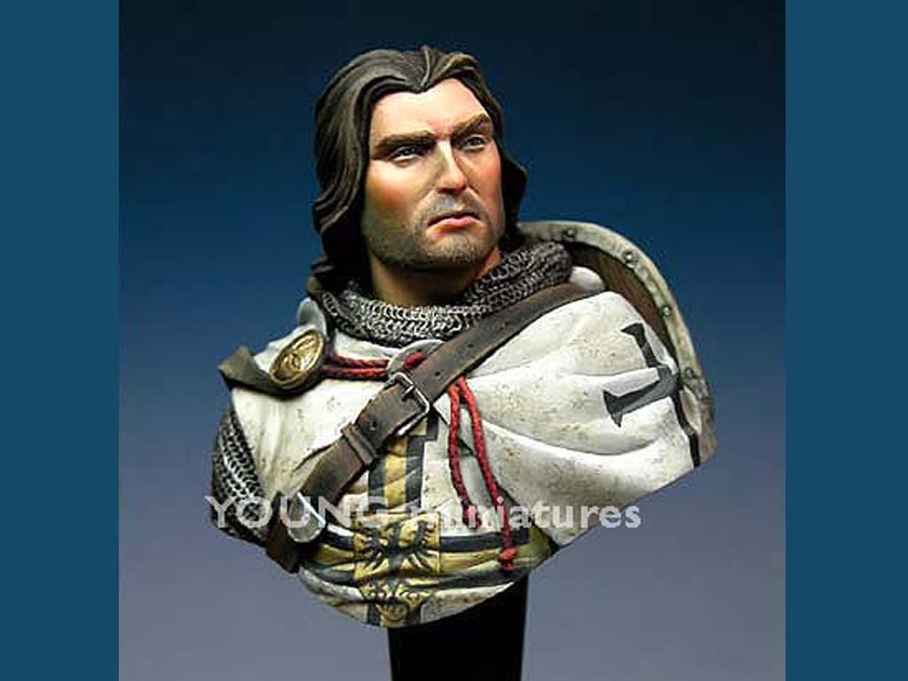 Teutonic Knight XIV Century  (Vista 1)
