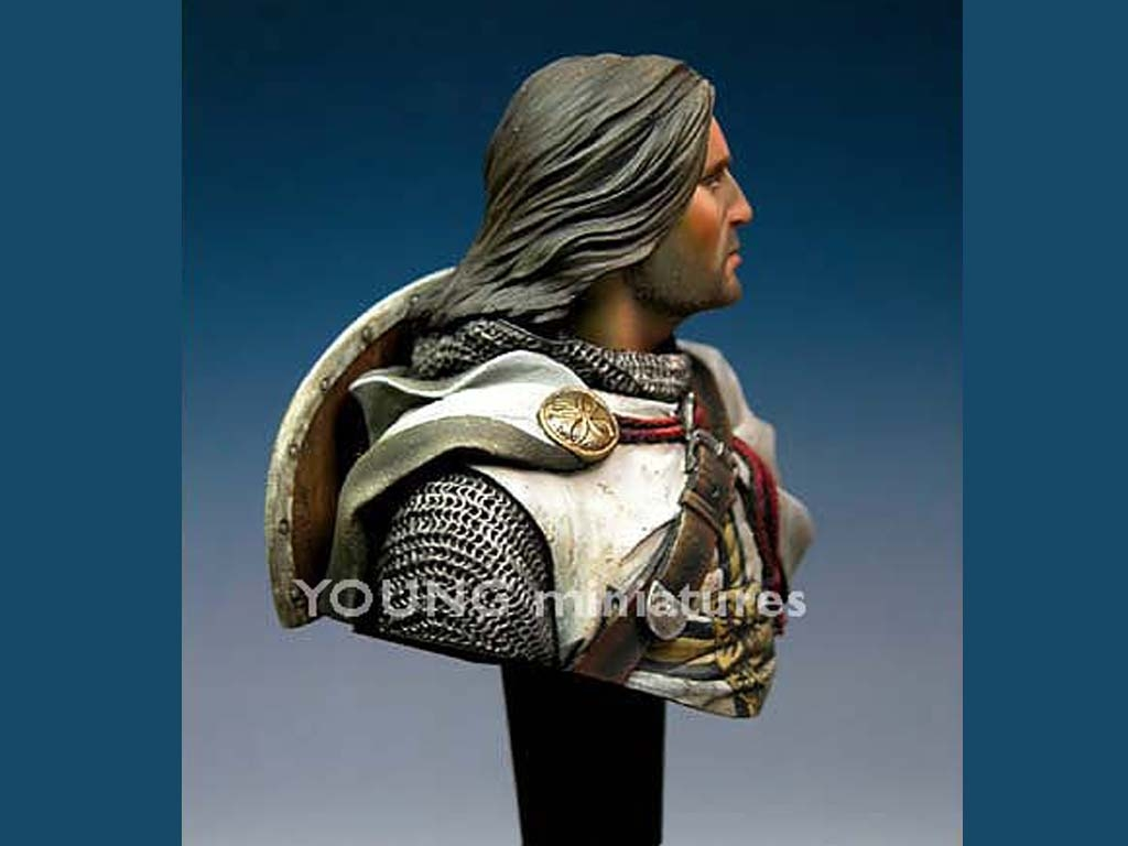 Teutonic Knight XIV Century  (Vista 5)