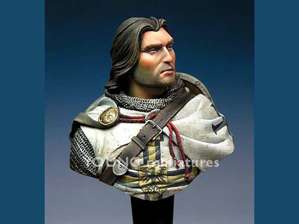 Teutonic Knight XIV Century  (Vista 6)