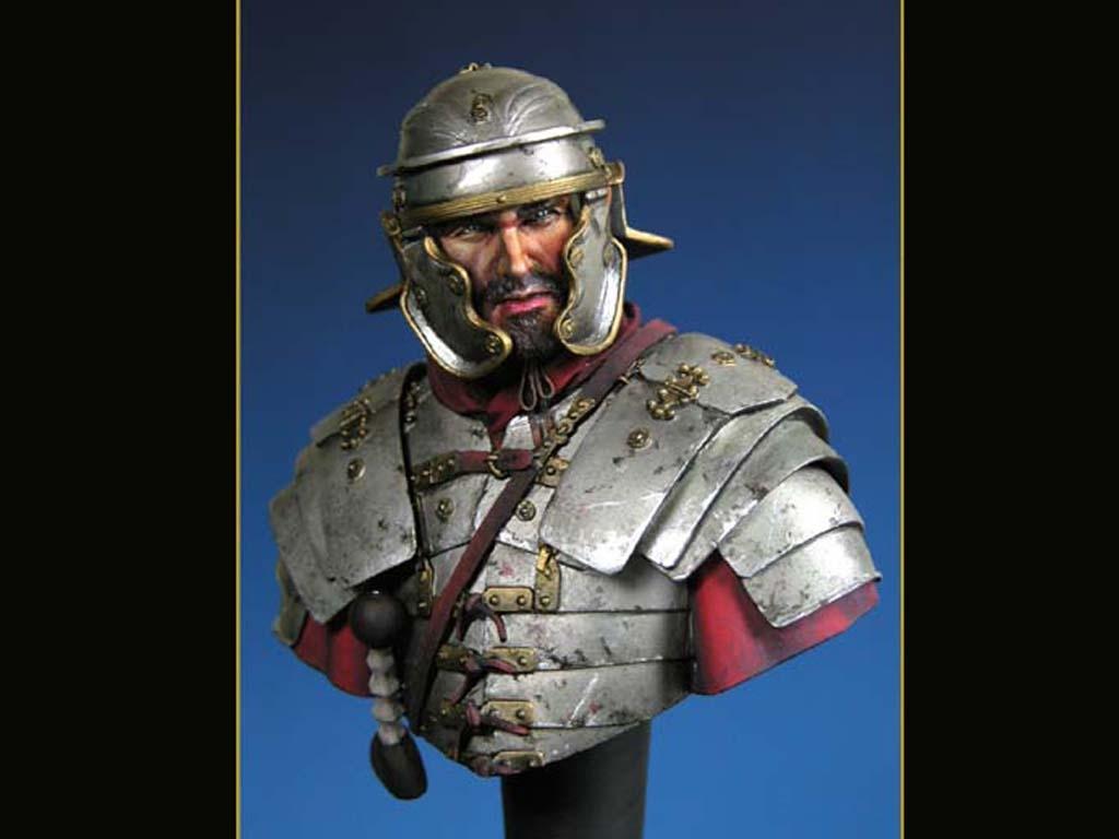 Legionario Romano del 1th Centurion A.D  (Vista 1)