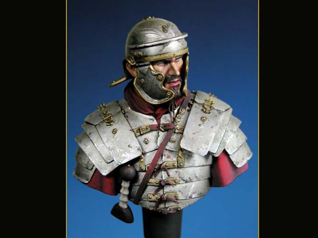 Legionario Romano del 1th Centurion A.D  (Vista 2)
