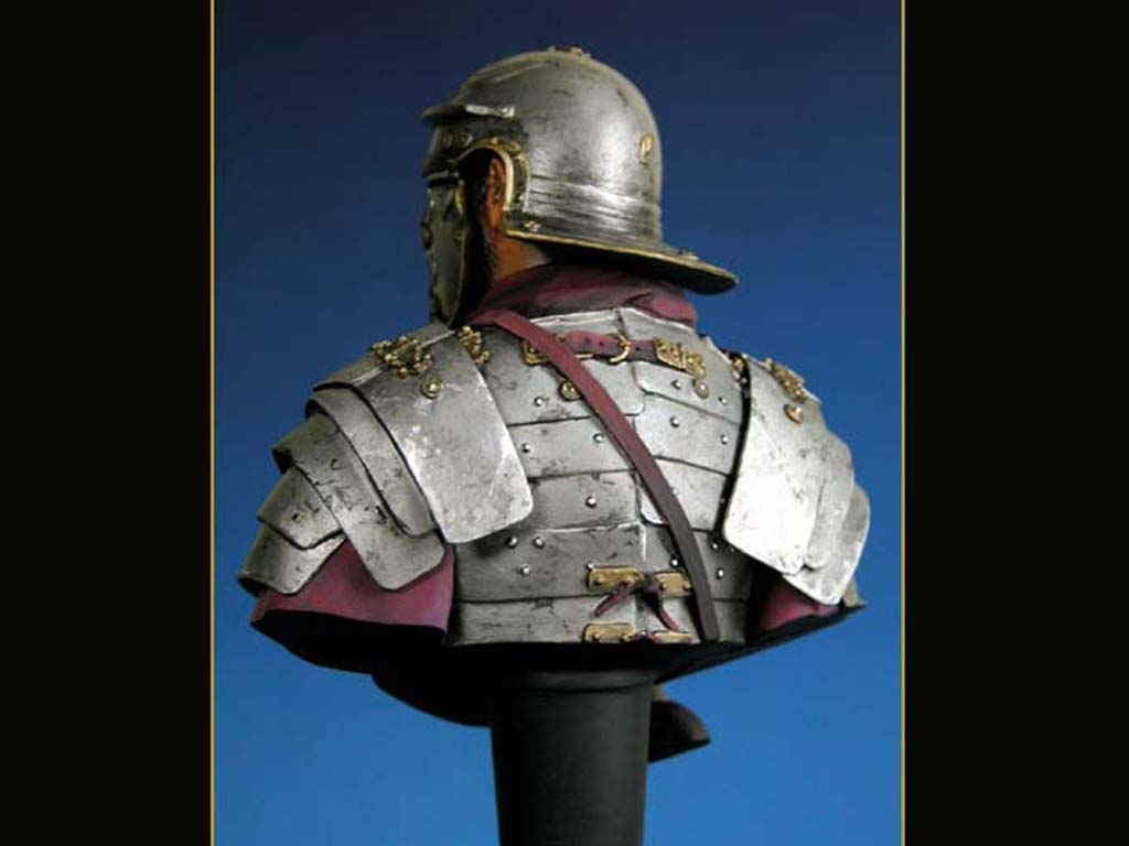 Legionario Romano del 1th Centurion A.D  (Vista 3)