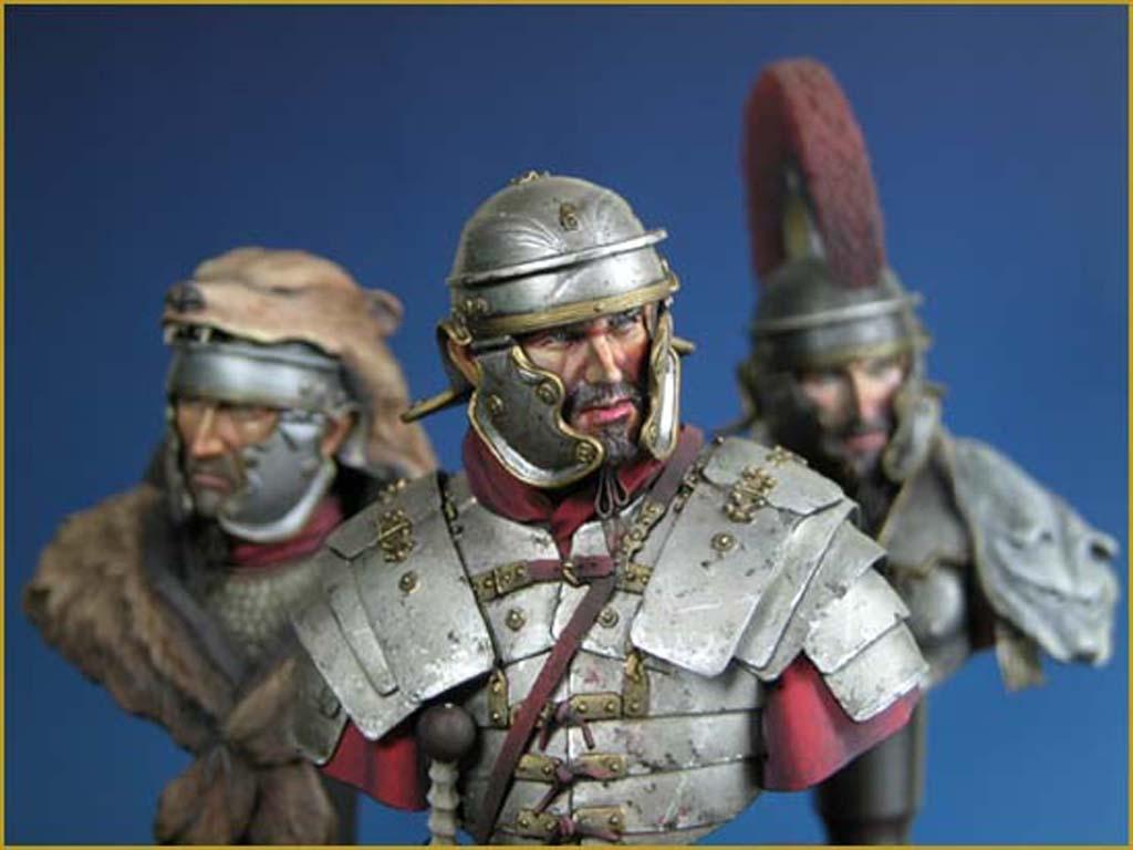 Legionario Romano del 1th Centurion A.D  (Vista 6)