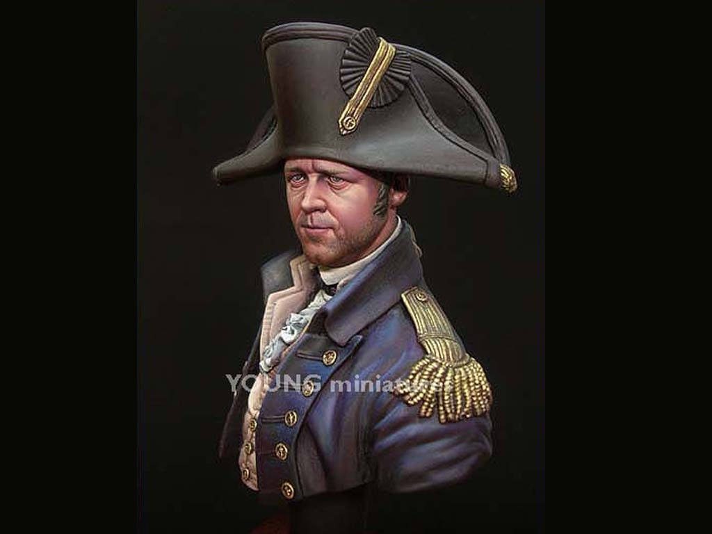 Royal Navy Captain 1806  (Vista 2)
