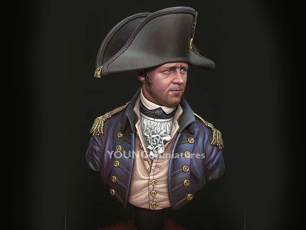 Royal Navy Captain 1806  (Vista 3)