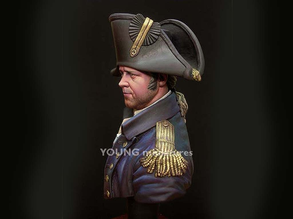 Royal Navy Captain 1806  (Vista 5)