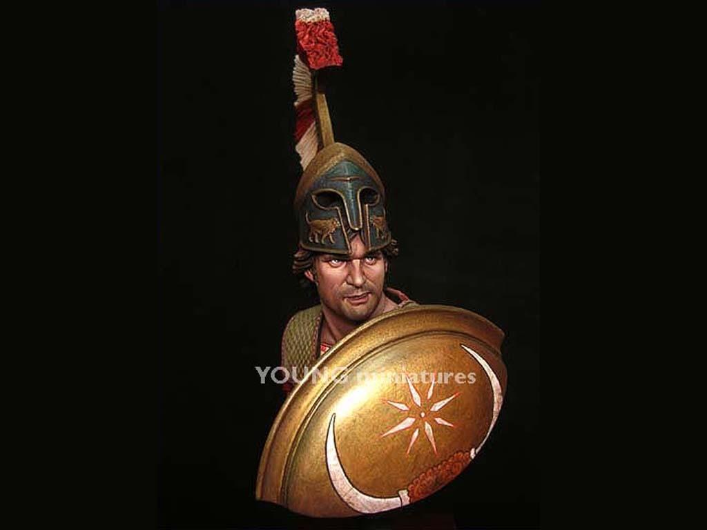 Athenian Warlord 490 B.C.  (Vista 5)