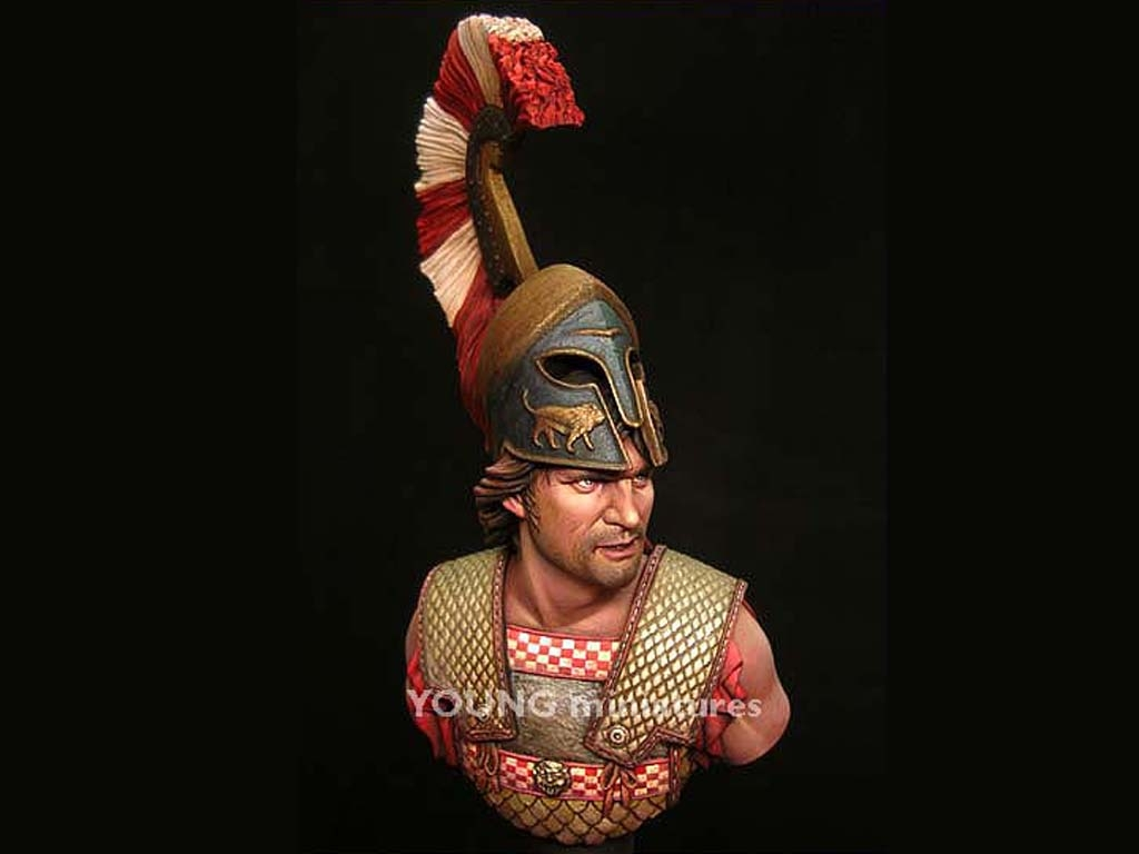 Athenian Warlord 490 B.C.  (Vista 7)
