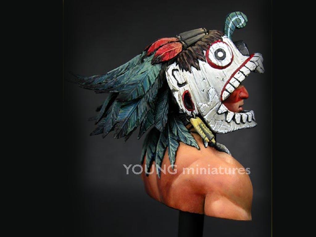 Guerrero Azteca  (Vista 5)