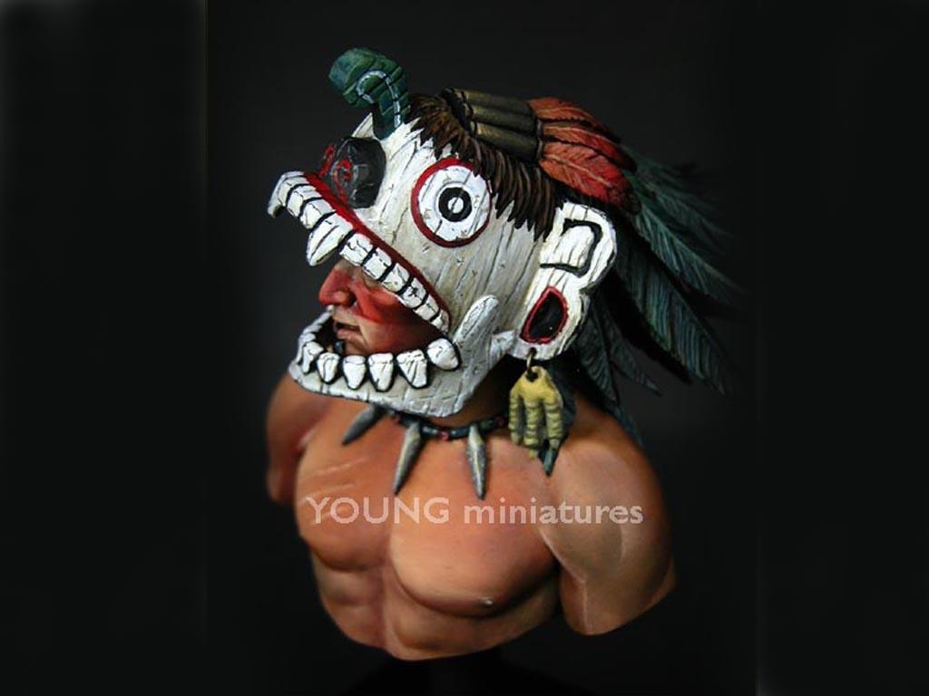 Guerrero Azteca  (Vista 6)