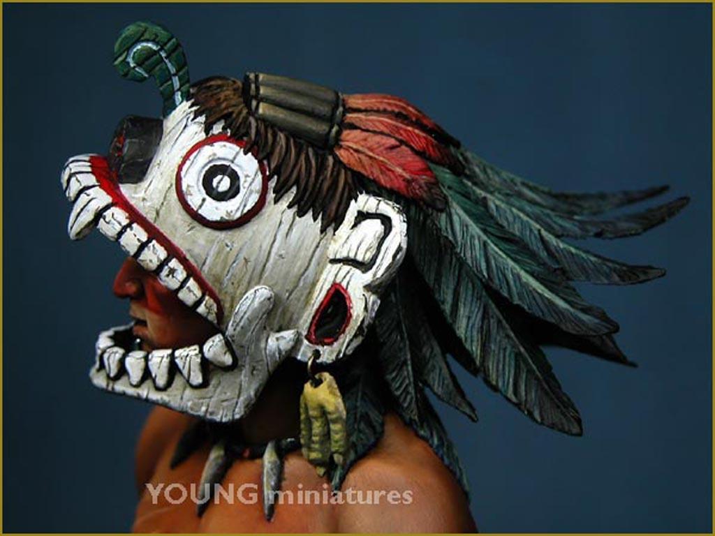 Guerrero Azteca  (Vista 8)