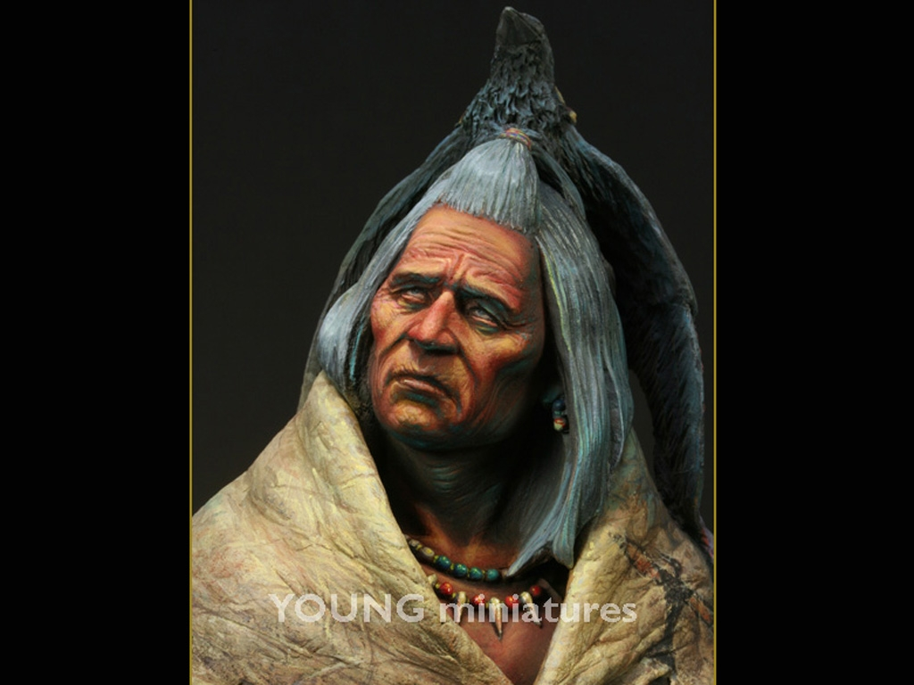 Blackfoot Raven Bearer  (Vista 10)