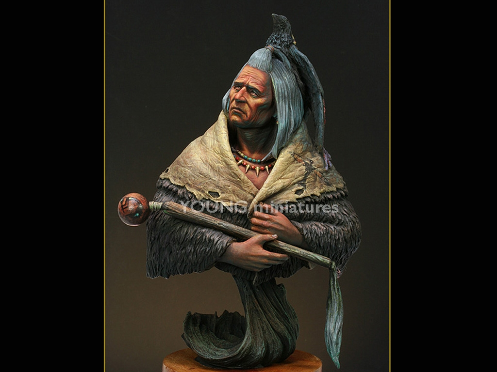 Blackfoot Raven Bearer  (Vista 2)