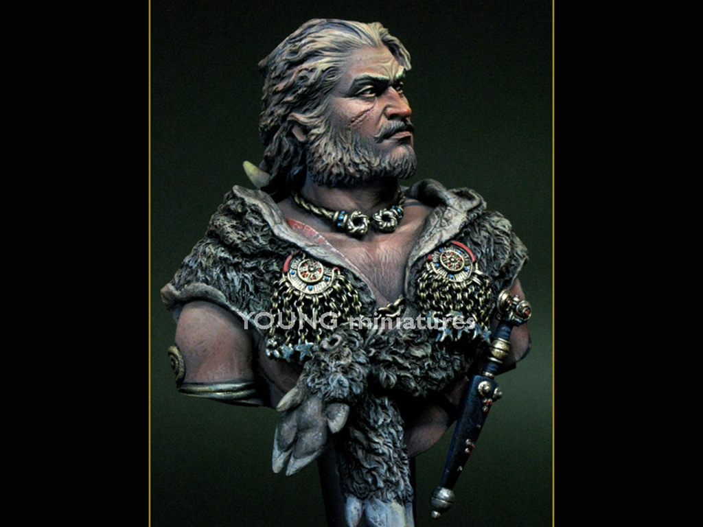 Guerrero Celta I sec. a.C. - Battle of   (Vista 3)
