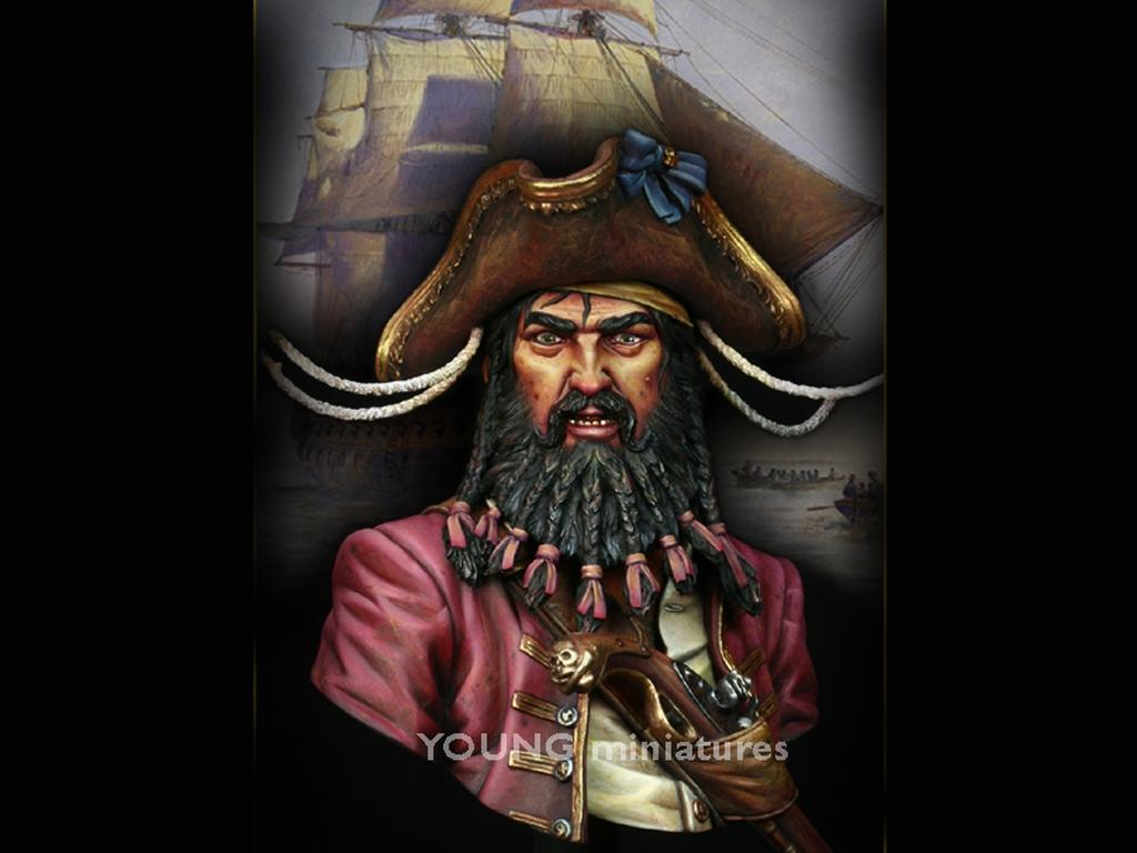 Black Beard 1718 - Queen Anne's Revenge  (Vista 1)
