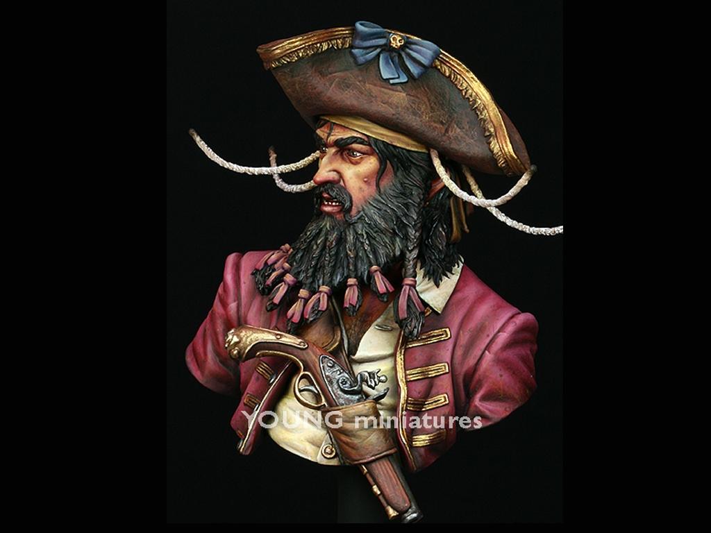Black Beard 1718 - Queen Anne's Revenge  (Vista 3)