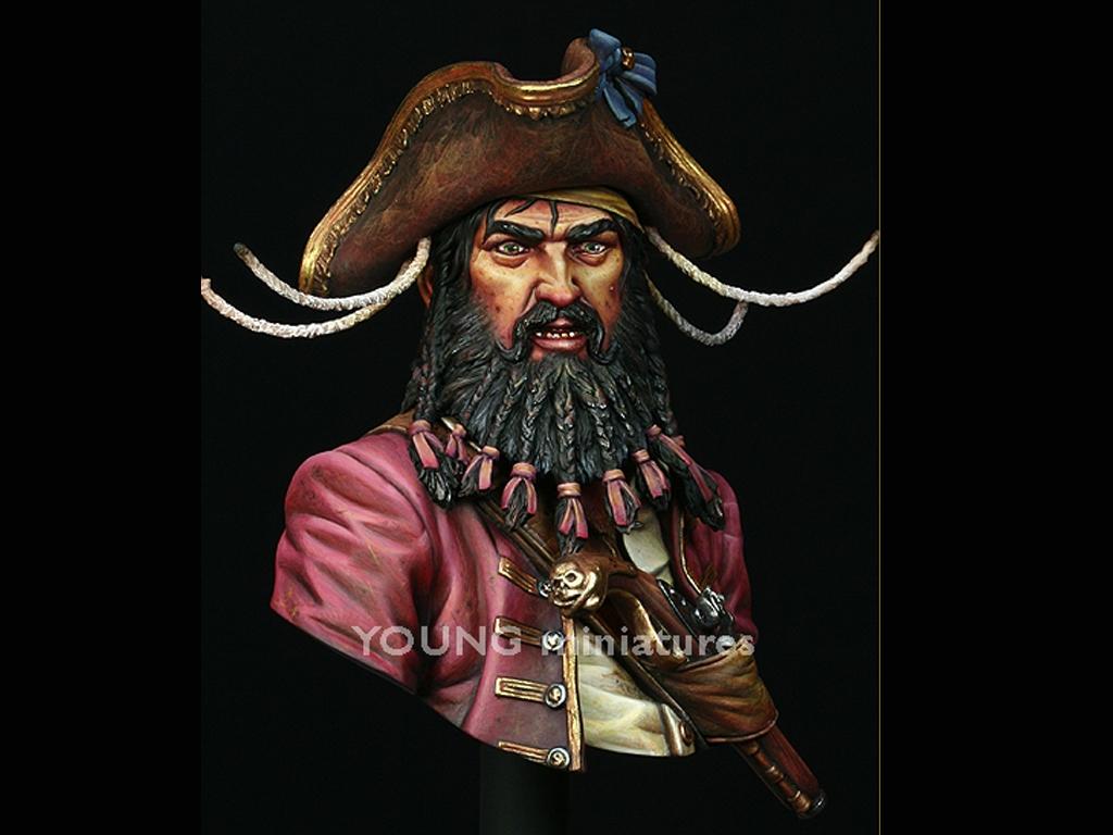 Black Beard 1718 - Queen Anne's Revenge  (Vista 7)