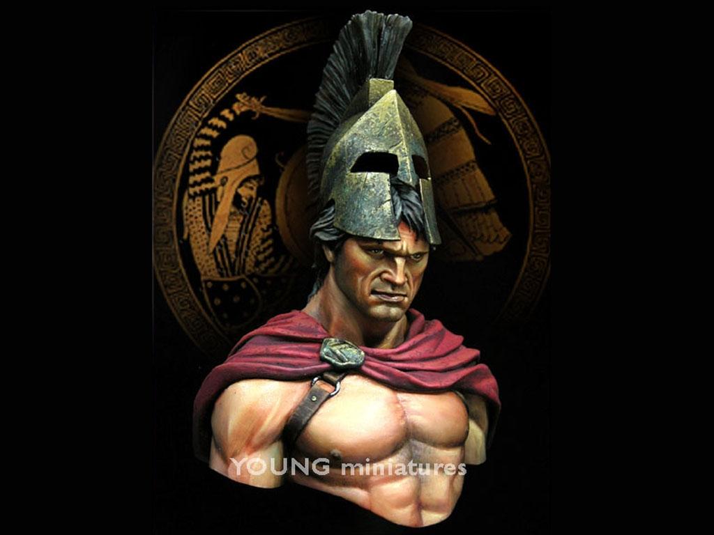 Sparta - Battle of Thermopylae 480 B.C.  (Vista 1)