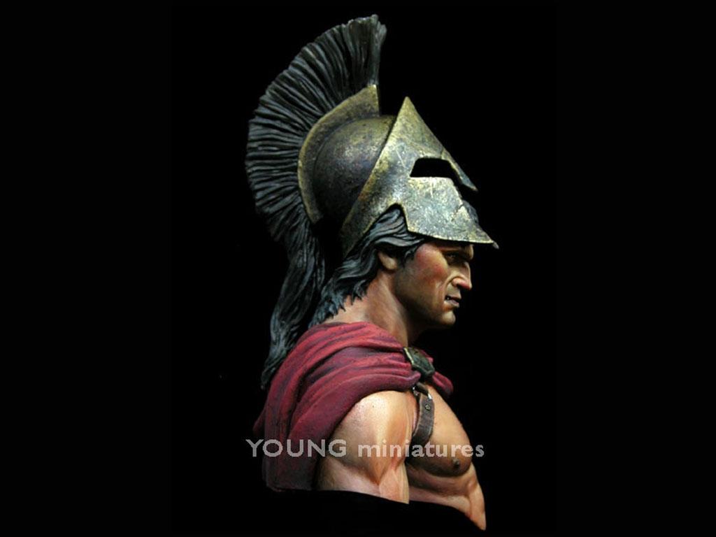 Sparta - Battle of Thermopylae 480 B.C.  (Vista 2)