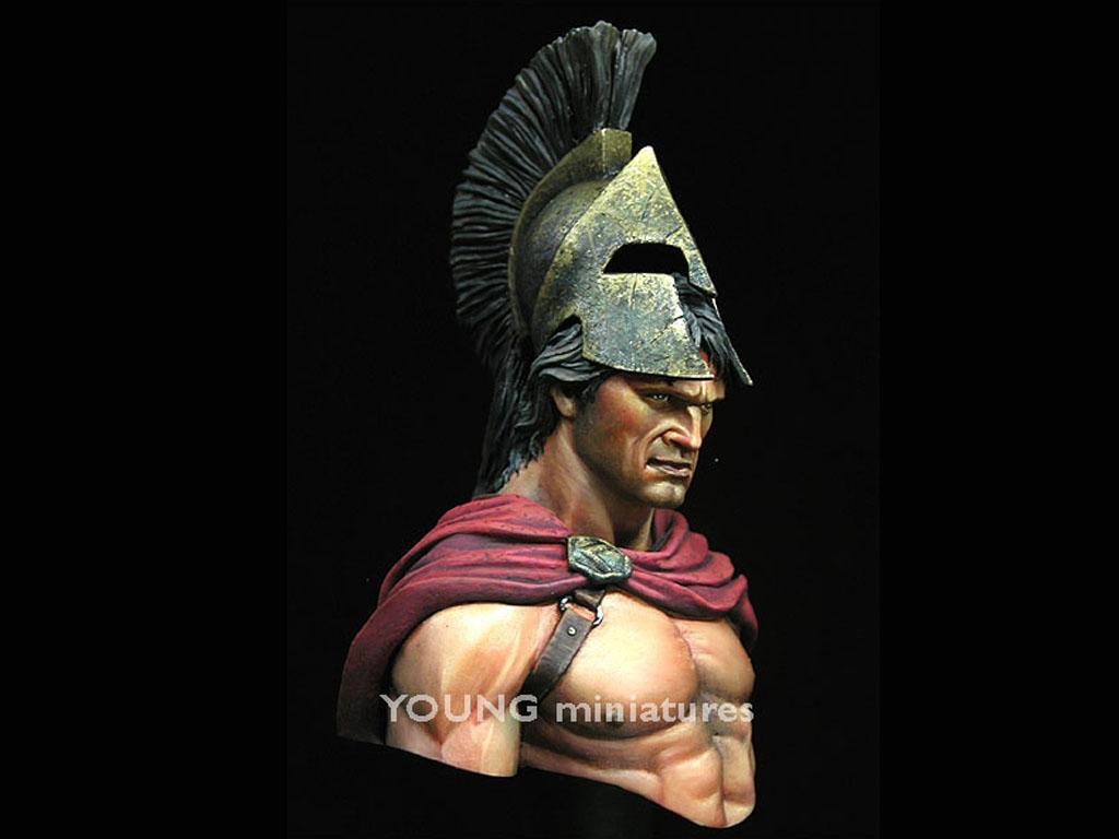 Sparta - Battle of Thermopylae 480 B.C.  (Vista 3)