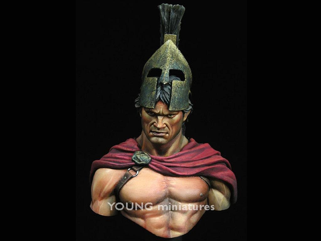 Sparta - Battle of Thermopylae 480 B.C.  (Vista 4)
