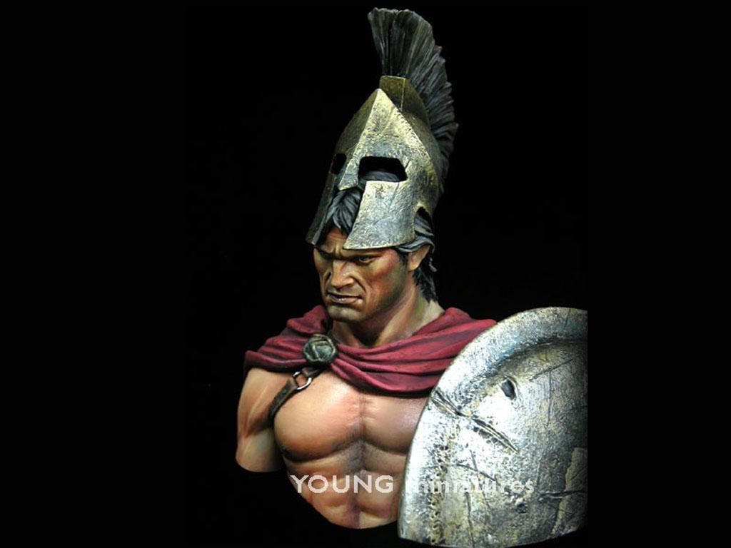 Sparta - Battle of Thermopylae 480 B.C.  (Vista 8)