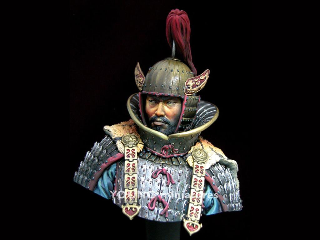 Goguryeo Heavy Cavalry Officer  (Vista 2)