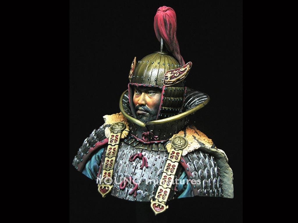 Goguryeo Heavy Cavalry Officer  (Vista 3)