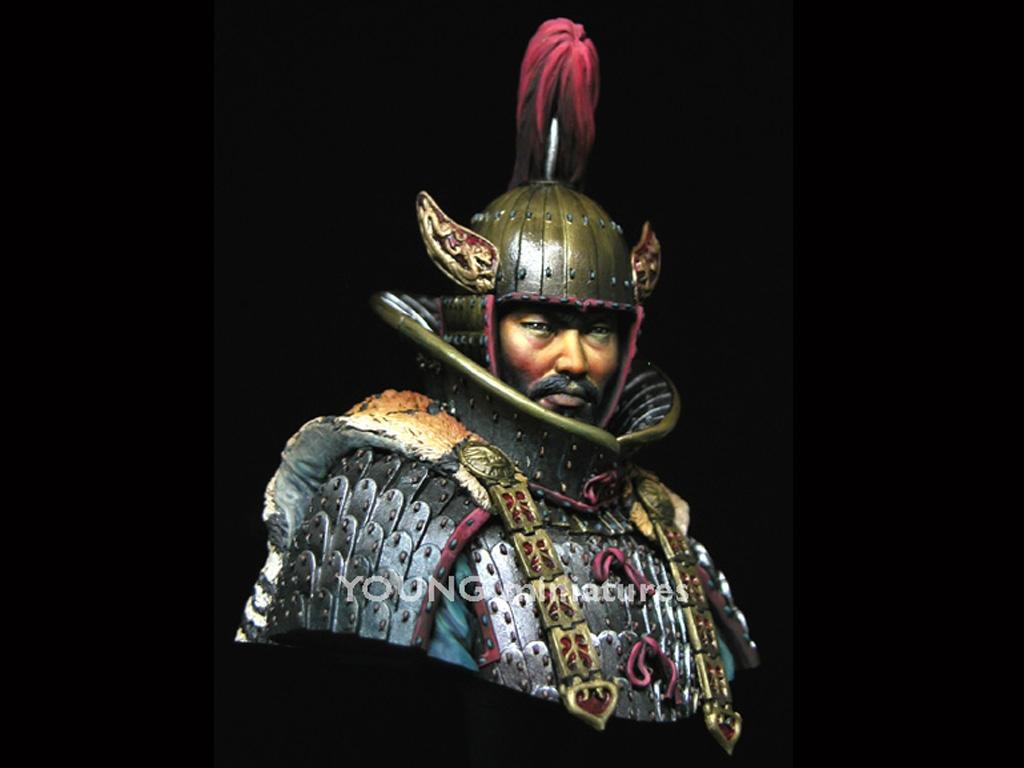 Goguryeo Heavy Cavalry Officer  (Vista 6)