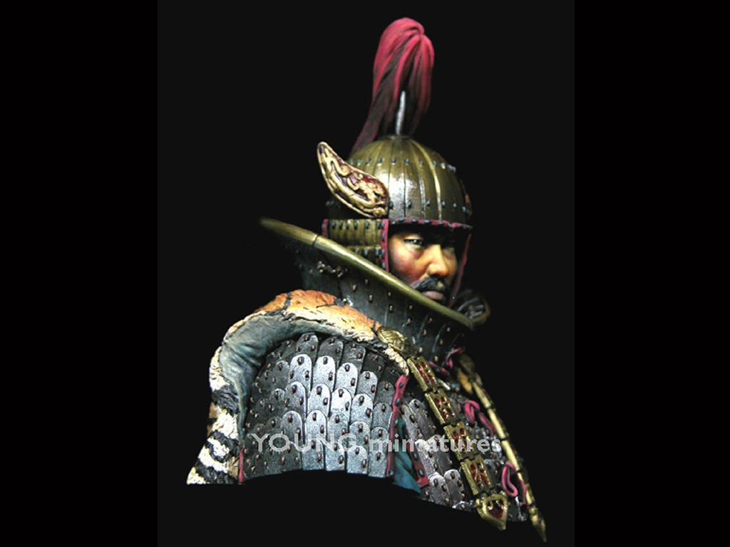 Goguryeo Heavy Cavalry Officer  (Vista 7)