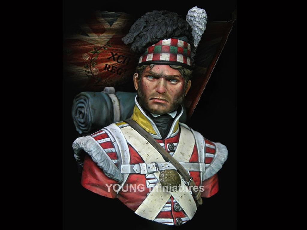 The 92nd Gordon Highlanders - Waterloo 1  (Vista 1)