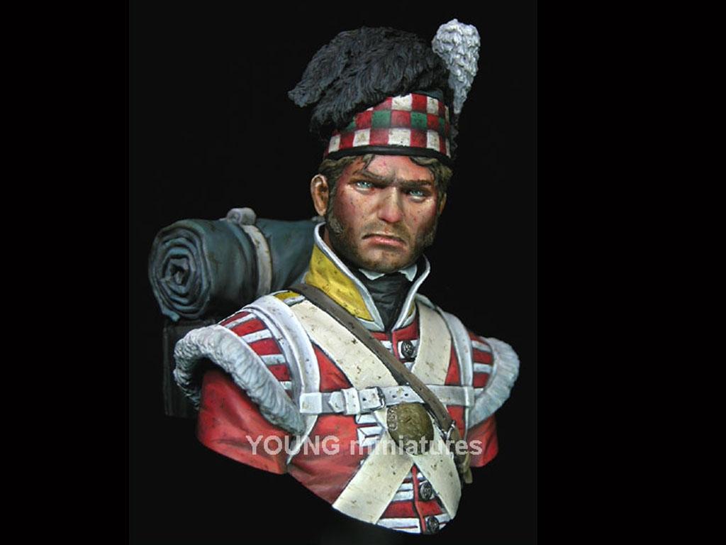 The 92nd Gordon Highlanders - Waterloo 1  (Vista 2)