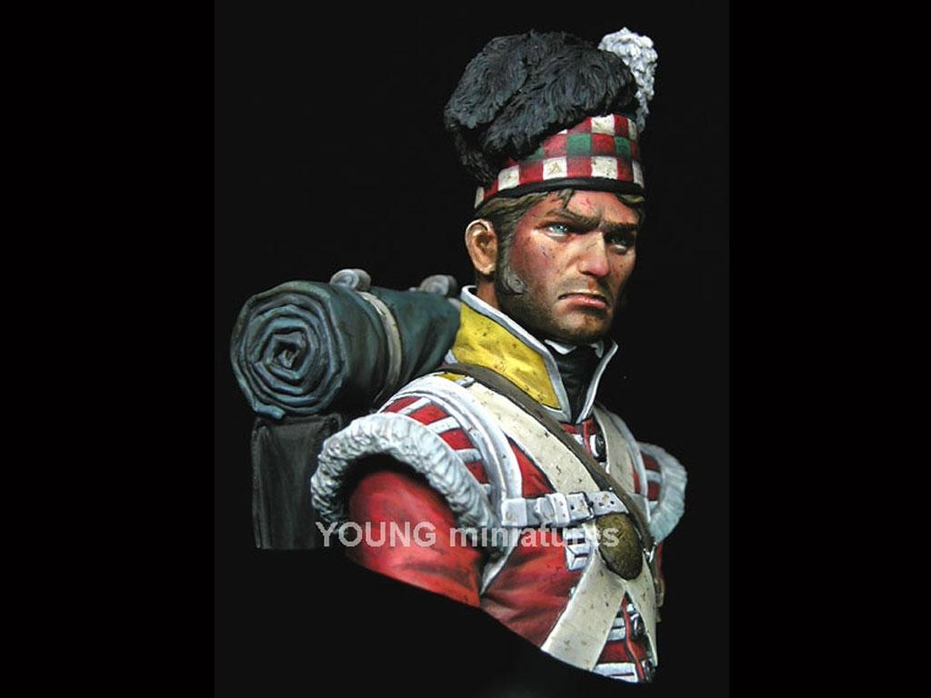 The 92nd Gordon Highlanders - Waterloo 1  (Vista 3)