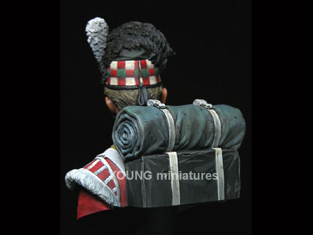The 92nd Gordon Highlanders - Waterloo 1  (Vista 5)
