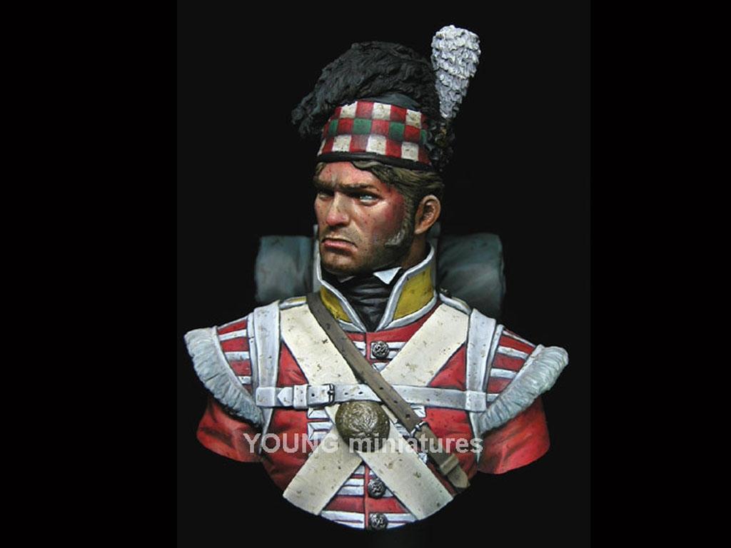 The 92nd Gordon Highlanders - Waterloo 1  (Vista 7)