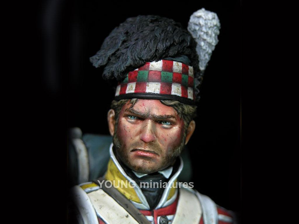 The 92nd Gordon Highlanders - Waterloo 1  (Vista 8)