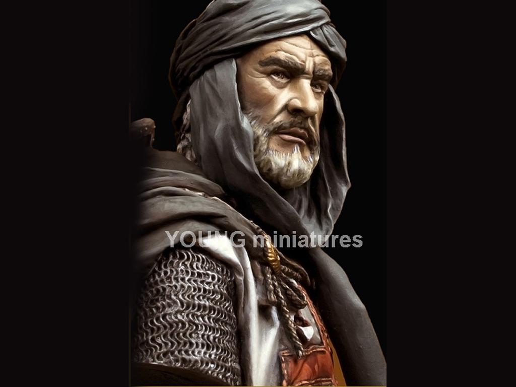 Caballero Templario en Jerusalén  (Vista 5)