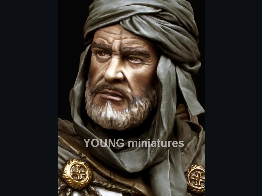 Caballero Templario en Jerusalén  (Vista 7)