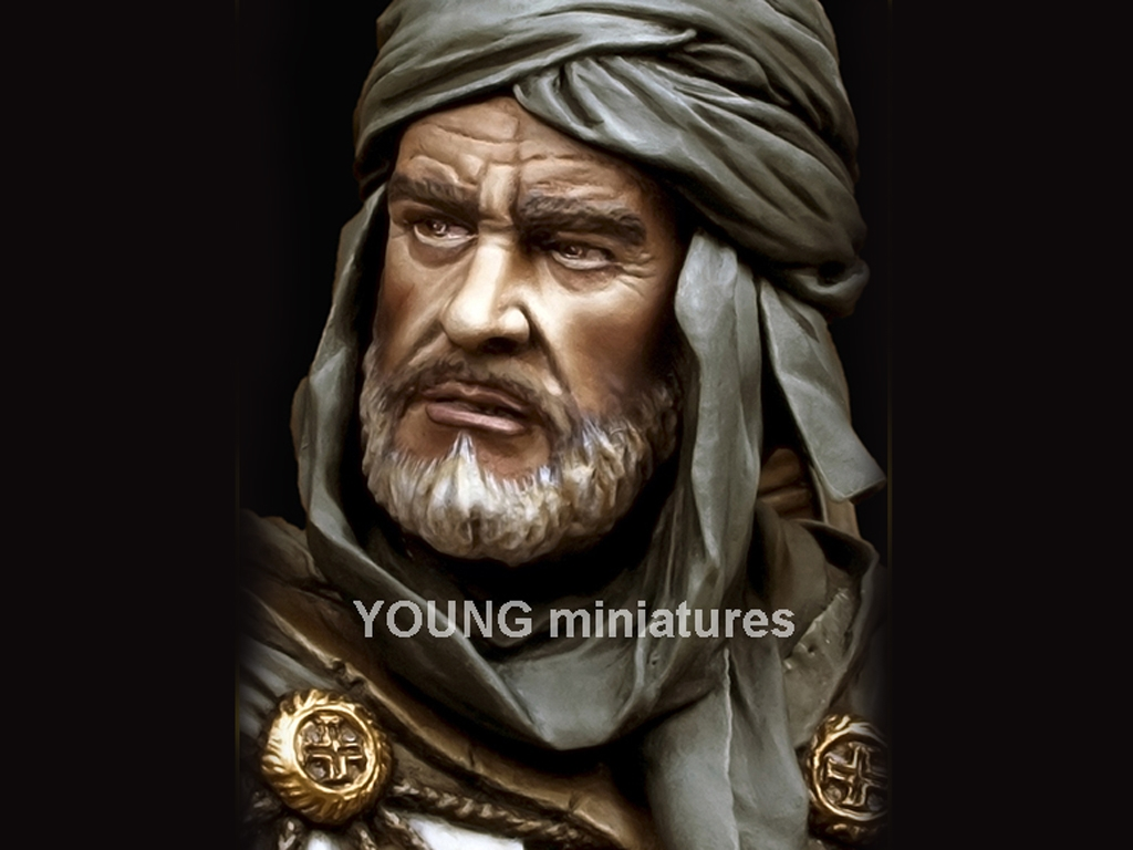 Caballero Templario en Jerusalén  (Vista 8)