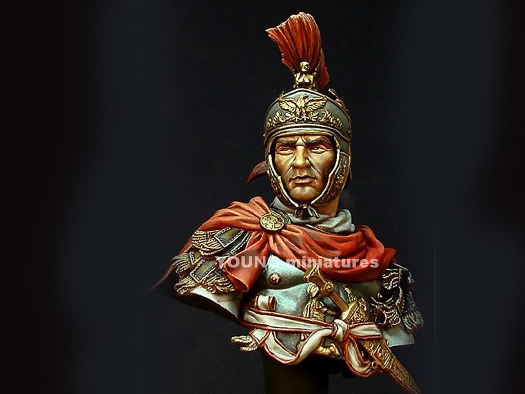 Oficial de Caballería Romana 180 a.C.  (Vista 1)