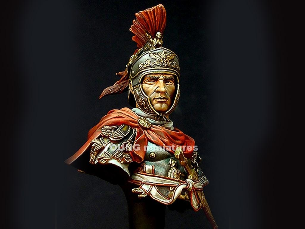Oficial de Caballería Romana 180 a.C.  (Vista 2)