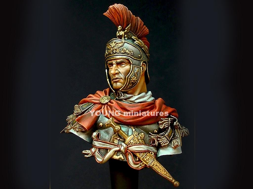 Oficial de Caballería Romana 180 a.C.  (Vista 3)