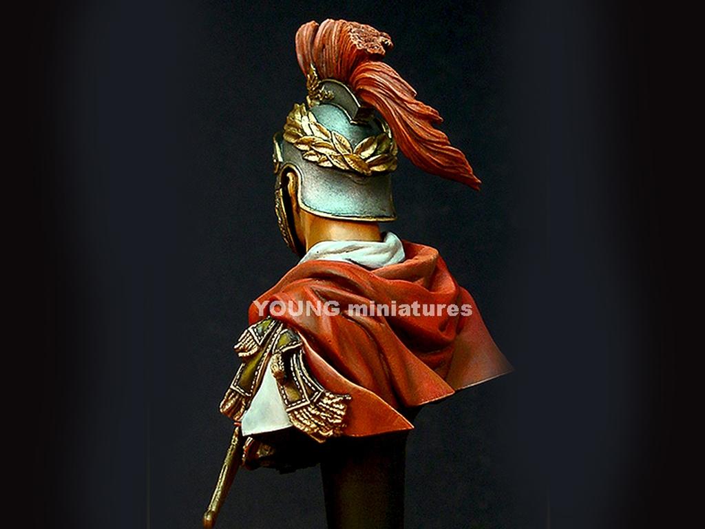 Oficial de Caballería Romana 180 a.C.  (Vista 7)