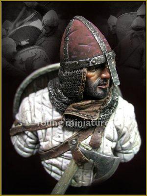 Norman Knight Hastings 1066  (Vista 1)