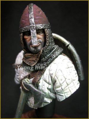 Norman Knight Hastings 1066  (Vista 2)