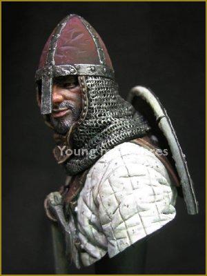 Norman Knight Hastings 1066  (Vista 3)