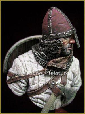 Norman Knight Hastings 1066  (Vista 6)